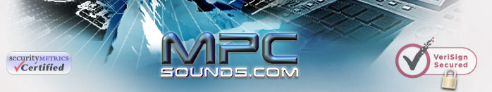 MPC Samples & Sounds